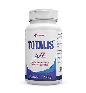 Totalis - Suplemento Vitamínico 120 Cáps.