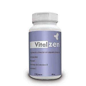 Vitalzen - Suplemento Vitamínico 120 Cáps.