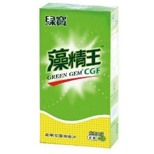 GREEN GEM® CGF CHLORELLA GROWTH FACTOR