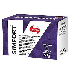 Probiótico Simfort 30 sachês - Vitafor