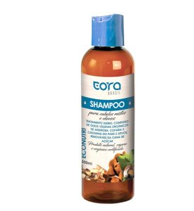 Shampoo Econutri - 300ml Cabelos Mistos e Oleosos