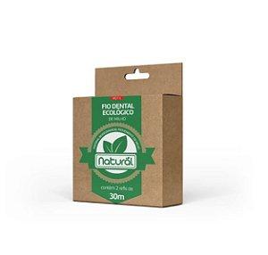 REFIL - Fio Dental Ecológico de Milho (contém 2 refis de 30m)