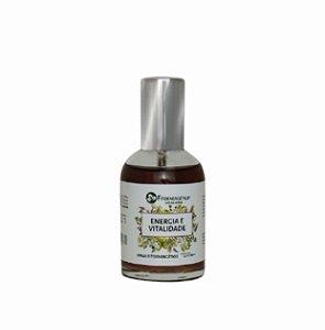 Spray Energia e Vitalidade - Fitoenergética  60ml