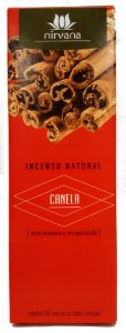 Incenso Natural Nirvana Canela