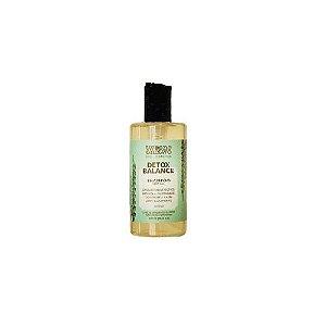 Shampoo Detox Balance Natural Vegano Alcaçus e Algas Vermelhas Twoone Onetwo 250ml