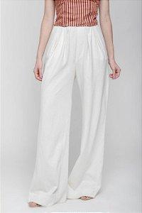 Pantalona Clara Branca