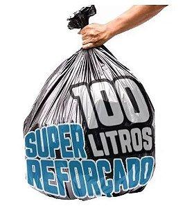 Saco de Lixo 100L Reforçado