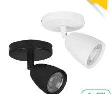 Direct Spot LED com Base Circular