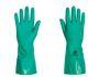 Luva de Segurança Nitrilica Verde Tamanho XG -