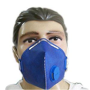 Mascaras PFF2 com Valvula
