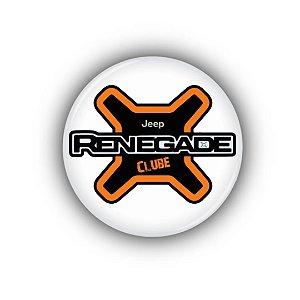 Badge - Jeep Renegade Clube