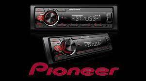 RADIO PIONEER COM BLUETOOTH MVH S218BT