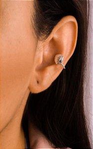 Piercing concha prata 925
