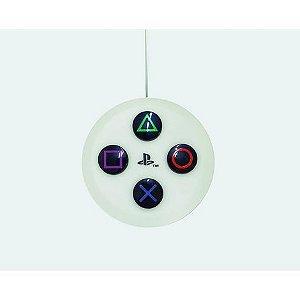 Botão Pendente PlayStation Natural