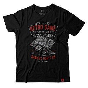 DUPLICADO - Camiseta Feminina Game of Clones