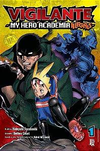 Vigilante My Hero Academia Illegals Vol. 01