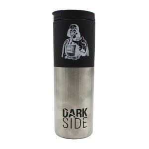 COPO VIAGEM SMART 500 ML DARTH VADER DARK SIDE STAR WARS