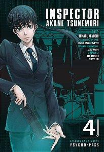 Inspector Akane Tsunemori Psycho-Pass VOL. 004