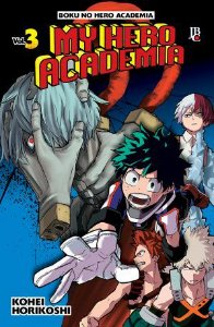 My Hero Academia -Vol. 3