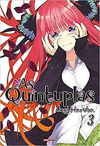 As Quíntuplas Ed.003