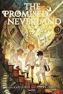 The Promised Neverland - Ed.013