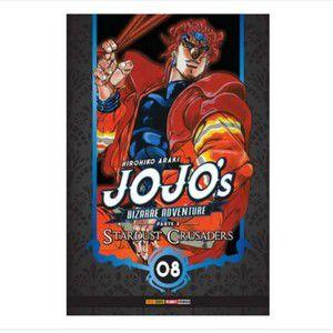 Mangá - Jojo's Bizarre Adventure - Parte 03: Stardust Crusaders - Ed.00 8