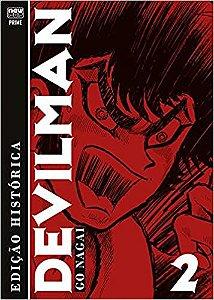 Devilman (Edição Histórica) - Volume 02