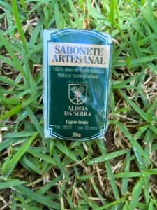 Sabonete Creme Artesanal