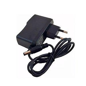 Fonte 12V 1,0A Plug 2,1mm Bivolt