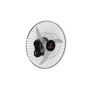 Ventilador Oscilante 60cm de Parede Biv Preto Ventura