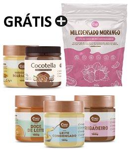 PROMO: Família + Milkdensado Morango