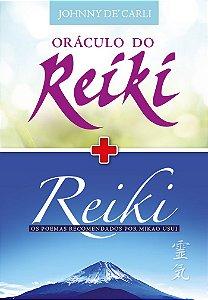 Oráculo do Reiki + Reiki: Poemas Recomendados por Mikao Usui