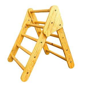 Triângulo Pikler - Arteiros Móveis Montessori Infantis