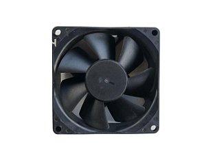 05pçs Cooler Ventilador 80X80mm 12v
