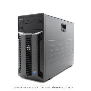 Servidor Dell Poweredge T610 Xeon Sixcore 32gb 600gb SAS
