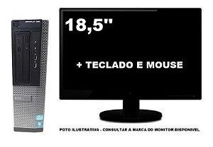 Computador Dell Optiplex 390 Intel I5 4gb 500gb - Semi Novo