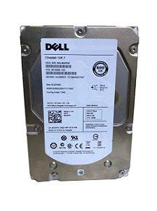 """Hd Dell 600Gb Sas 15K 3.5"""" Mod: ST3600057SS"""