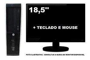 Computador Hp 6305 3.4ghz Quad Core 8gb Ddr3 500gb