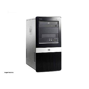 Computador Hp Compaq Core 2 Duo 4gb 120gb Ssd