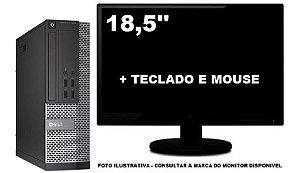 Computador Dell Optiplex 990 Core I7 4gb 500gb Mini Sff