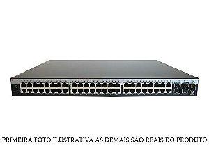 Switch Enterasys 48 portas Poe 10/100 C2H124-48P