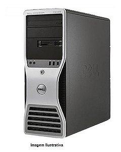 Workstation Dell Precision T5400 2 Xeon E5410 16gb 240gb Ssd