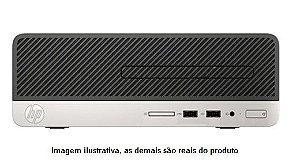 Computador Hp Prodesk 400 G4 Core I3-7100 8gb 500gb Sff