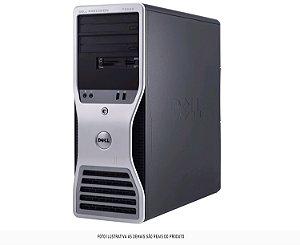 Workstation Dell T3500 w3503 16gb 240 Ssd + 2 Tb