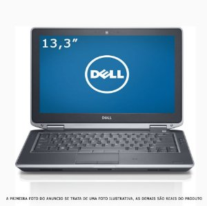 Notebook Dell Latitude 6330 i5 3340 SSD 240Gb 8gb
