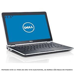 Notebook Dell Latitude E6220 i5 2540 4gb 500Gb