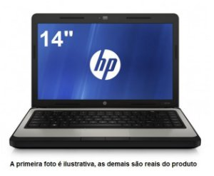 Notebook Hp 430 i3-2310M 4gb 500gb