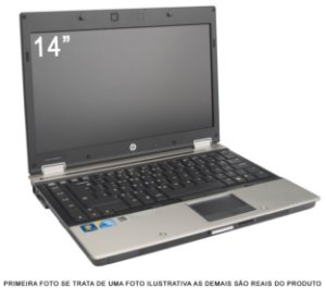 Notebook Hp Elitebook 8440p I5 M560 8gb 500gb