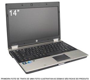 Notebook Hp Elitebook 8440p I5 M560 4gb 500gb