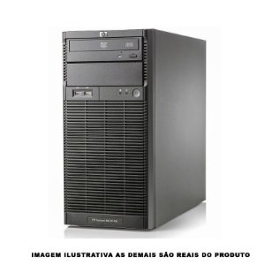 Servidor HP Proliant ML110 G6 Xeon x3430 16gb 600gb Sas